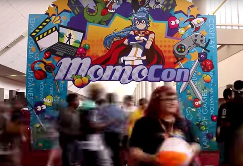 MomoCon - Culture Convention for Anime, Gaming, Comics Fans